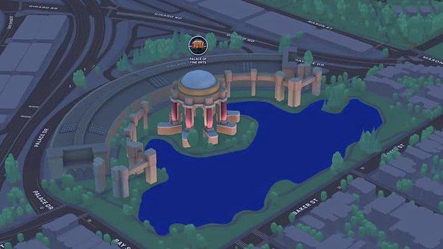 11. Haritalar da karşımıza daha hızlı ve detaylı sistemiyle çıkıyor.
