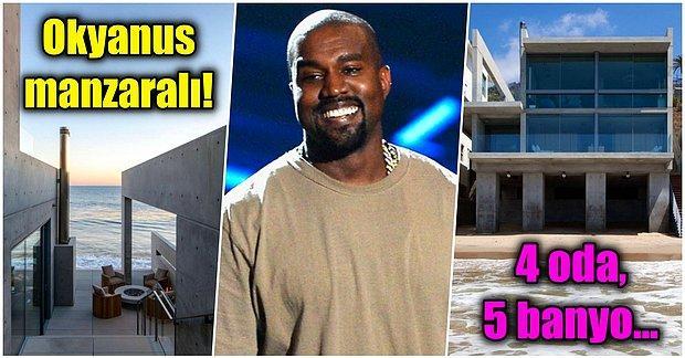 Ünlü Rapçi Kanye West'in 57.3 Milyon Dolara Satın Aldığı Yeni Evi Görenlerin Ağzını Açık Bırakıyor!