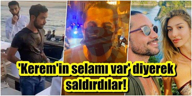 Marcus Aral'ın Sandalyeyle Denize Attığı Kerem Kamışlı'nın Adamları Tarafından Saldırıya Uğradığı İddia Edildi