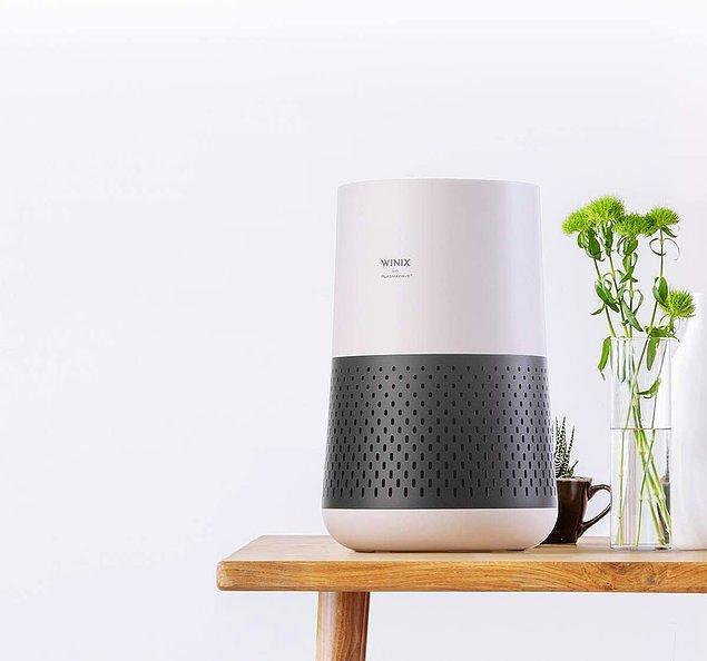 20. Hava temizleme cihazı ile misafirleriniz nefes alsın!