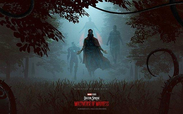 35. Doctor Strange in the Multiverse of Madness (2022)