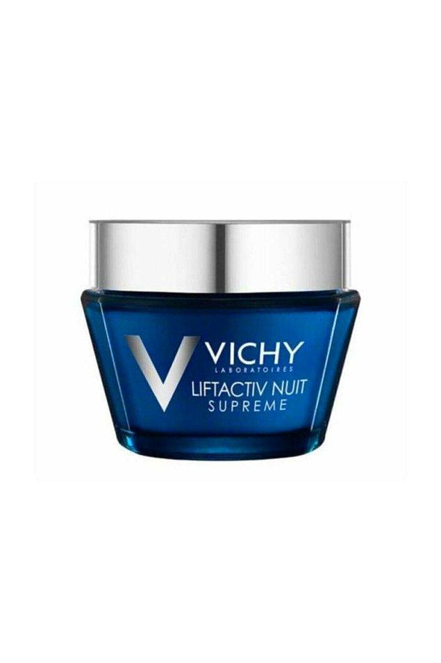 7. Vichy Liftactiv Supreme Gece Bakım Kremi