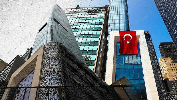 """New York Türk Evi'ni """"500 Yıllık Dış Politika Tarihinin Önemli Günü"""" Olarak Gören Özlem Zengin'e Tepki Yağdı"""