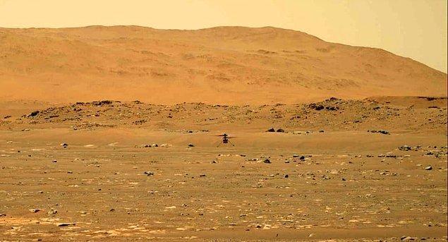 Bugularından hareketle araştırmacılar bu eşiğin Mars'ın boyutundan daha büyük olduğuna inanıyor.