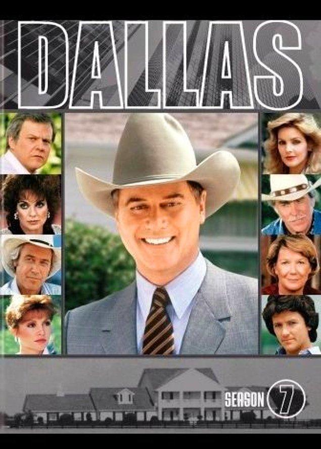 8. Dallas - IMDb: 7.0