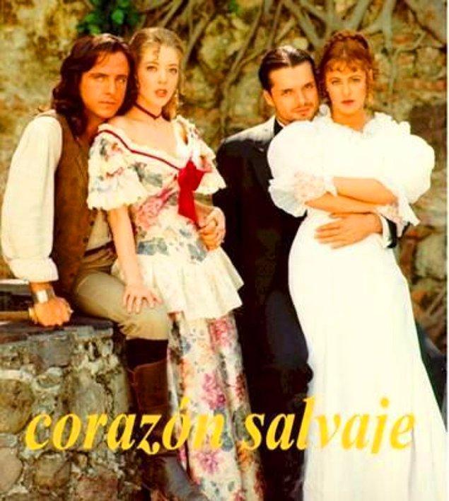 1. Corazon Salvaje - IMDb: 8.9