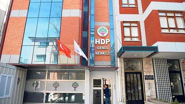 """""""HDP meşru bir aktör değil"""""""