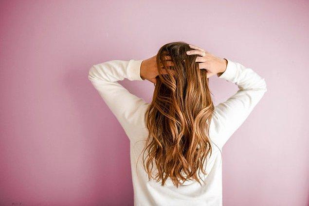 Güçlendirici, antioksidan ve saç derisini besliyor!