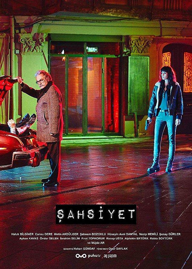 1. Şahsiyet - IMDb: 9.1