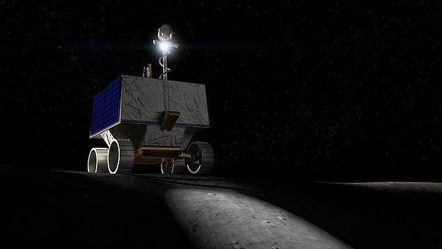 VIPER'ın 2023'ün Kasım ayında SpaceX'in Falcon Heavy roketiyle Ay'a fırlatılacak.