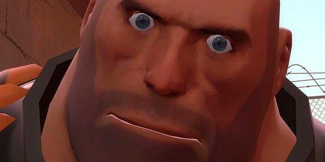 9. Heavy - Team Fortress 2