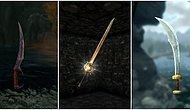 Dragonborn'un Ellerinde Daha da Ölümcül Olan, Skyrim'in En Güçlü 13 Silahı