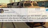 Çoğu Oyuncunun En Büyük Travmalarından Olan GTA San Andreas'ın Tren Görevini Unutamamış Oyuncular