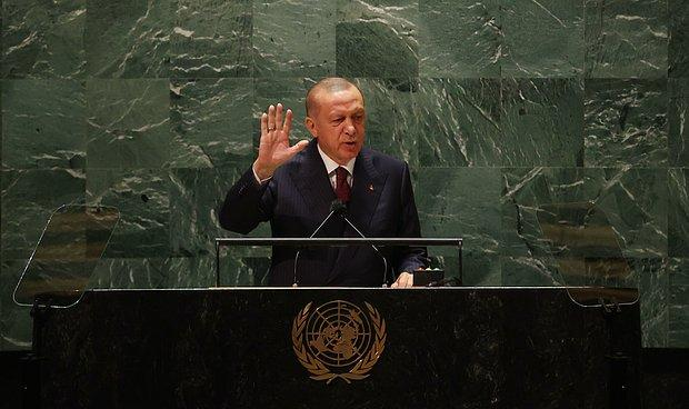 Erdoğan BM Kürsüsünden Seslendi: 'Yeni Göç Dalgasına Tahammülümüz Yok'