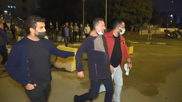 Prof. Dr. Tamer Türk, çıkarıldığı mahkemece tutuklandı.