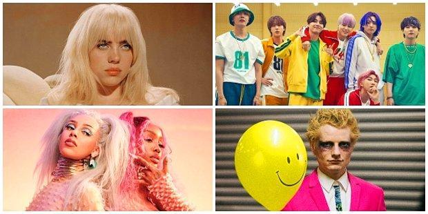 Bu Yıl Hit Şarkıya Doyduk: 2021 Yazında Dünyayı Ele Geçiren En Popüler Şarkılar