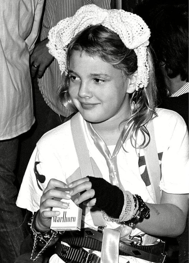 2. Drew Barrymore