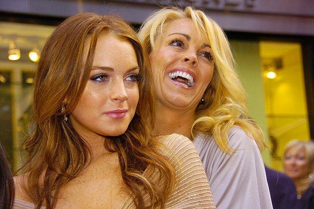 4. Lindsay Lohan