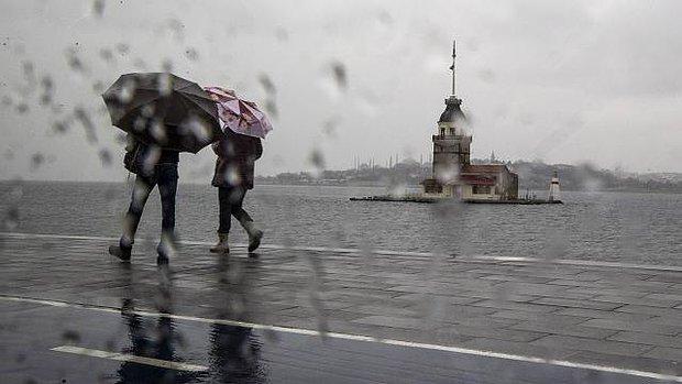 Sel ve Su Baskınları Tehlikesi: Meteoroloji'den İstanbul'a Sarı Uyarı