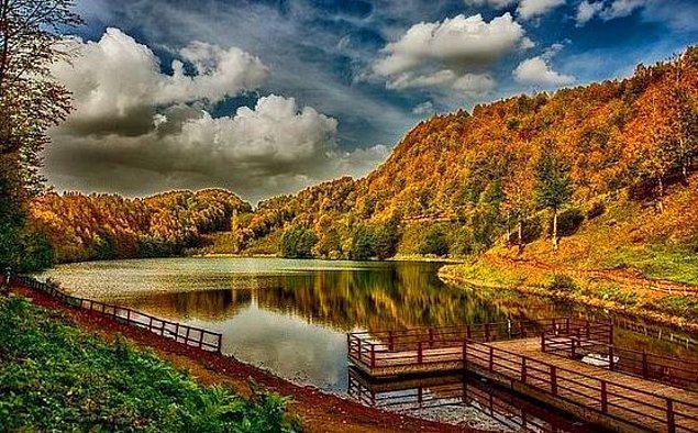 7. Boraboy Gölü, Amasya