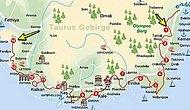 Türkiye'nin En Güzel Rotası Likya Yolunu Yürümeden Önce Mutlaka Yanınıza Almanız Gereken 12 Eşya!