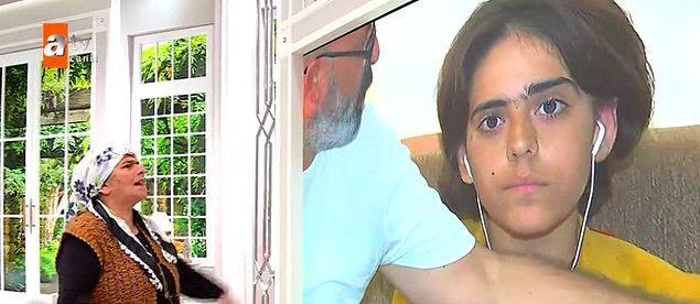 Fatma'yla ilgili komşulardan da şiddet gördüğüne yönelik ihbarlar geldi programa. Tahmin edeceğiniz üzere Fatma yine kabul etmedi.