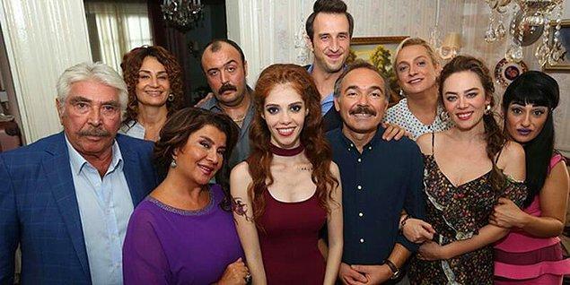 21. Aile Arasında (2017) - IMDb: 7.7