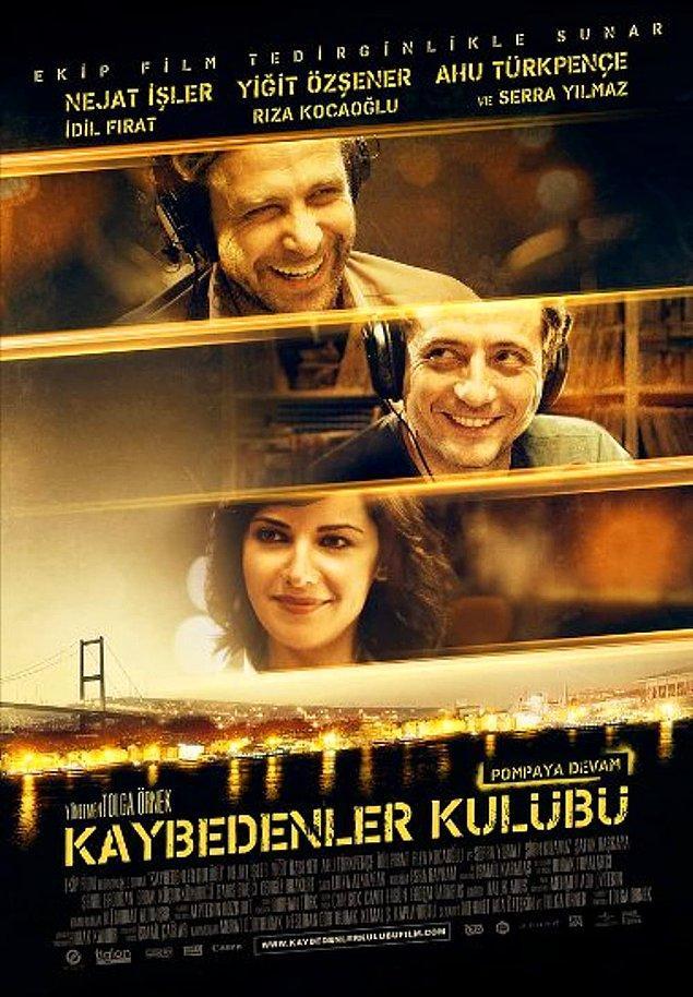 22. Kaybedenler Kulübü (2011) - IMDb: 7.5