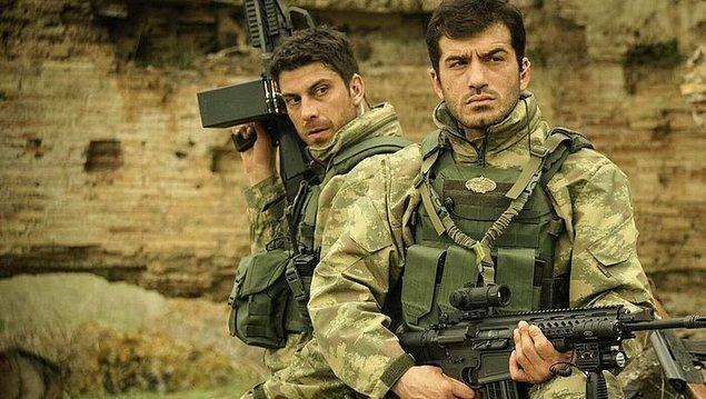 1. Dağ 2 (2016) - IMDb: 8.7