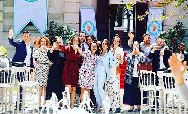 Doğduğun Ev Kaderindir dizisinin finalinden sonra yaptığı paylaşımı da 1 milyon hayranın beğenisini kazandı.