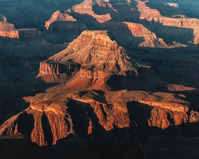 26. Büyük Kanyon, Arizona