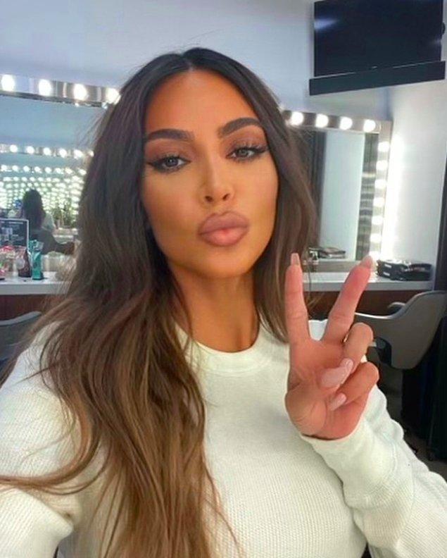40 yaşındaki Kim Kardashian sadece kendi ülkesinde değil, dünya çapında oldukça sık konuşulan isimlerden biri.