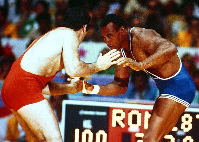 27. Son 30 yılda var olmamalarına rağmen, Sovyetler Birliği olimpik güreş alanında hala en fazla altın madalyaya sahip.