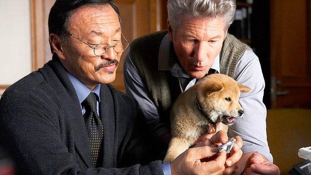 103. Hachi: A Dog's Tale (2009)