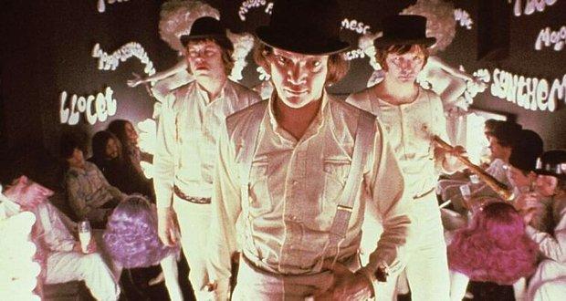A Clockwork Orange Yıldızı: 'Filmi Tekrar İzlemeyi Midem Kaldırmıyor'