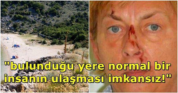 Adını Hatırlamıyor! Hırvatistan'da Sarp Bir Kayalıkta Bulunan ve 'Mükemmel İngilizce' Konuşan Gizemli Kadın