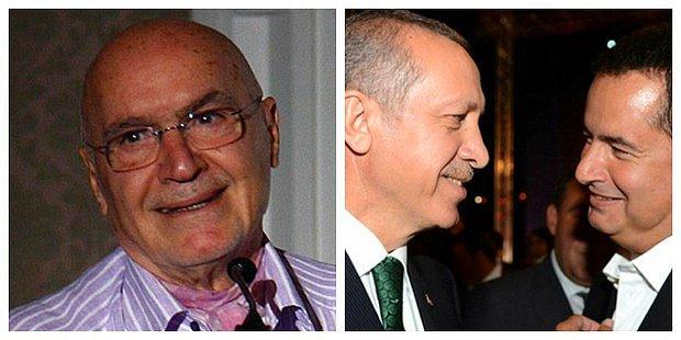 Hıncal Uluç'tan Erdoğan'a Çağrı: 'Şu Acun'u Çağır, Ne Olur?'