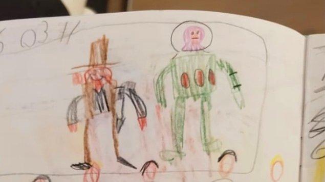 Felix, ilkokula geldiğinde video oyunlarında gördüğü karakterlerin resimlerini çizmeye başladı.
