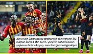 Kayseri'de İlklerin Gecesi! Kayserispor Galatasaray Karşısında 3 Puanı 3 Golle Aldı