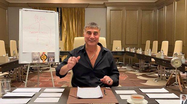 Sedat Peker: 'Yeni Bir Mecraya Geçeceğiz'