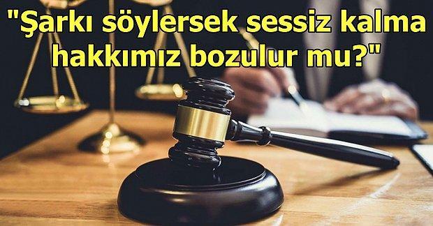 Ücretsiz Danışmanlıktan Takım Elbiseyle Ceza İndirimine: Bir Avukata Sorulabilecek En Aptal Soruların Cevabı!