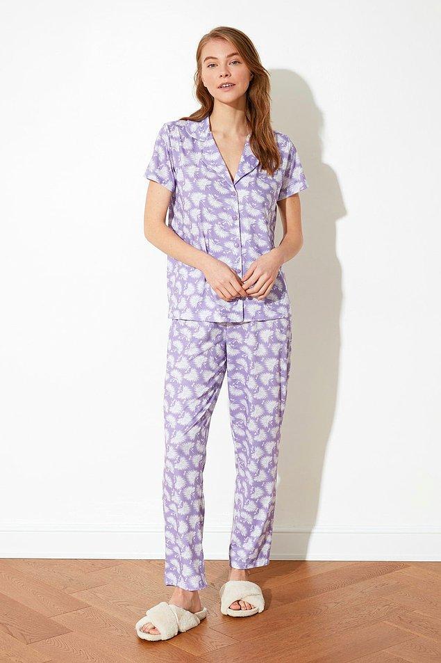 3. Pijama sevenlerin kaçırmaması gereken bir fiyat.