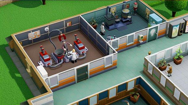3. Two Point Hospital