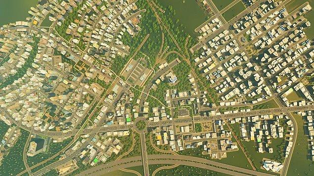 4. Cities: Skylines