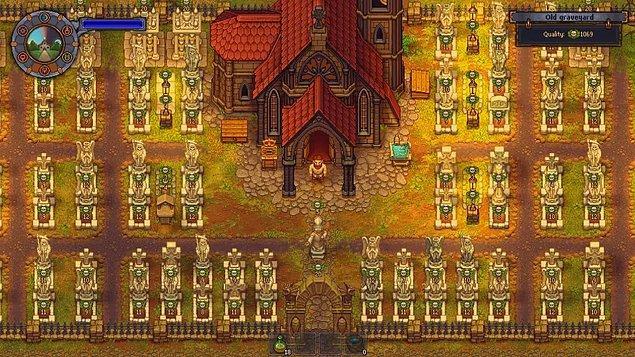 10. Graveyard Keeper