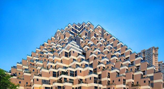 1. Piramit Apartman - Kunshan / Jiangsu