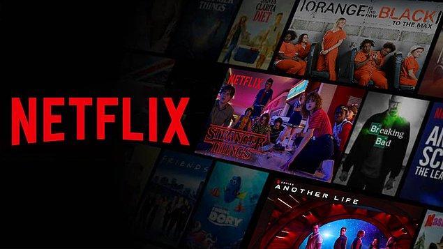 En çok izlenen çevrimiçi platformlardan olan Netflix, tıpkı ülkemizde olduğu gibi yayınlandığı 190 ülkede de rakip tanımıyor.