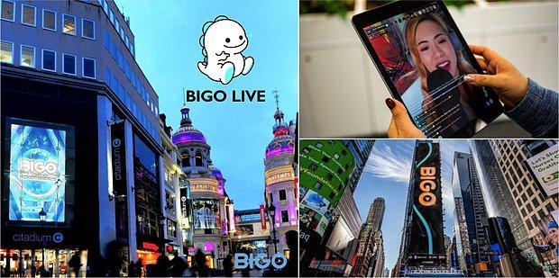 Sosyal Medya Dünyasının Eğlenceli Uygulaması: Bigo Live