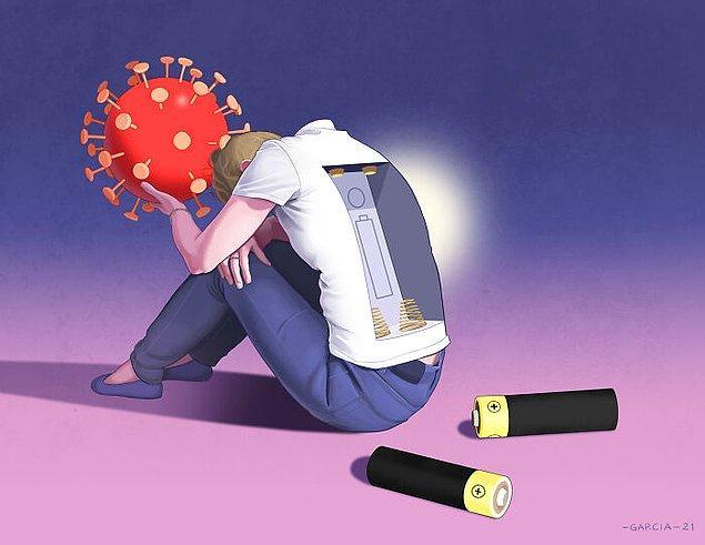 "1. ""Koronavirüs Depresyonu"""
