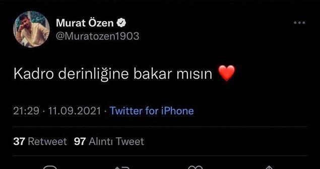 Beşiktaş'ın kadro derinliğinden bahsettiği paylaşım ise dün gibi aklımızda...